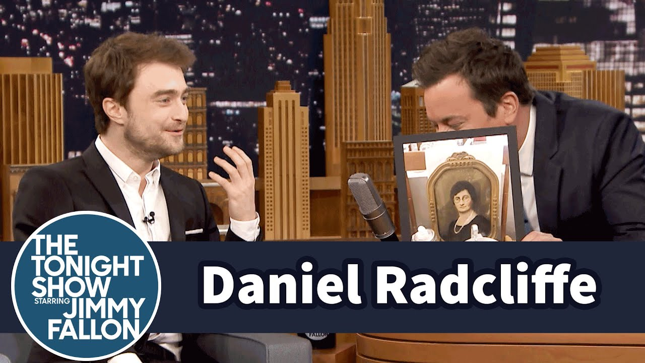 Daniel Radcliffe Might Be a Time-Traveling Stern Old Lady thumbnail