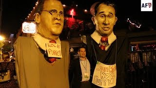 Puppets of the Koch Brothers