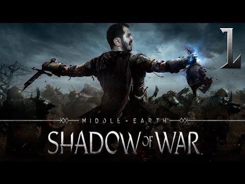 ORTA DÜNYA'NIN SON UMUDU ! | Middle Earth Shadow Of War Türkçe Bölüm 1