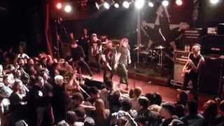 Anti-Flag - Die for the Government (Houston 01.10.15) HD