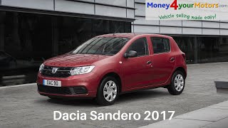 Dacia Sandero 2017 Review