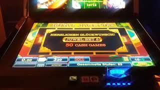 Bally Wulff Royal Jackpot Juwel 50 CGs Spielo