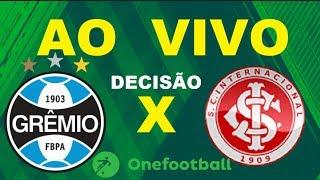 GREMIO 0 (3) X (2) 0 INTER AO VIVO - DECISÃO DO CAMPEONATO GAUCHO 2019 - JOGO DE VOLTA