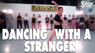 Sam Smith, Normani   Dancing With A Stranger | Contemporary | Sabrina Lonis Choreography