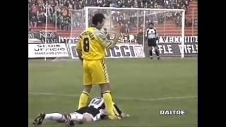 El año de Stoichkov en el Parma. Temporada 1995-1996