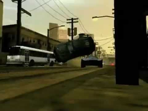Burnout 2: Point of Impact + Burnout 3 - Takedown + Burnout Dominator