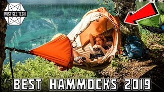10 Best Hammocks You Should Buy For Summer 2019 (Camping Gear Review)