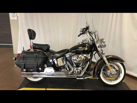 2013 Harley-Davidson® Heritage Softail®Classic Anniversary Edition FLSTC