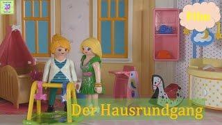 Playmobil Film Deutsch DER HAUSRUNDGANG♡ Playmobil Geschichten Mit Familie Miller