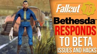 Bethesda Responds to Fallout 76 Missing Features and Hacking Concerns