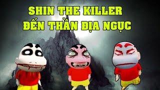 GTA 5 - Tổng hợp Shin The Killer từ sát thủ đến thần địa ngục | GHTG