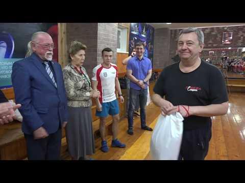 Клуб бокса * ПОБЕДА  Спорт * Тольятти - 2019 видео