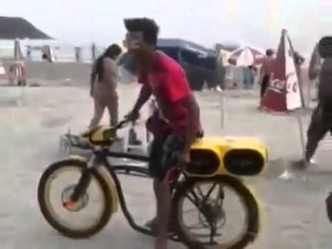 xe đạp '' thống nhất '' có quả bô kêu hay nhất quả đất