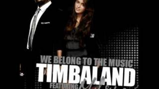 Timbaland ft. Miley Cyrus - We Belong to The Music
