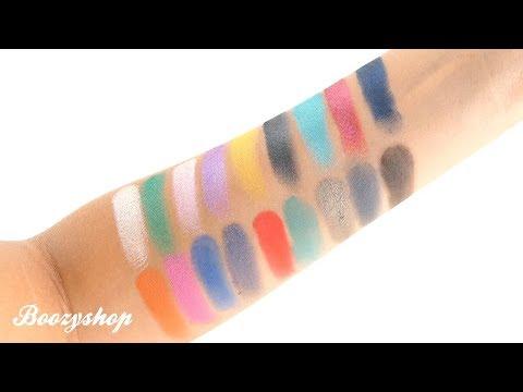 Makeup Revolution Makeup Revolution Wild Animal Integrity Eyeshadow Palette
