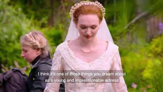 Ordeal by Innocence   Eleanor Tomlinson talks about her character Mary