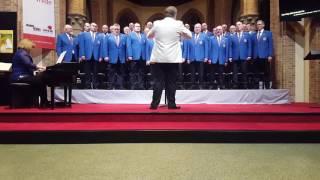 Warrington Male Voice Choir- The Way Old Friends Do