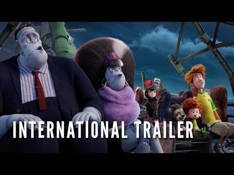 Hotel Transylvania 3: Summer Vacation International Trailer