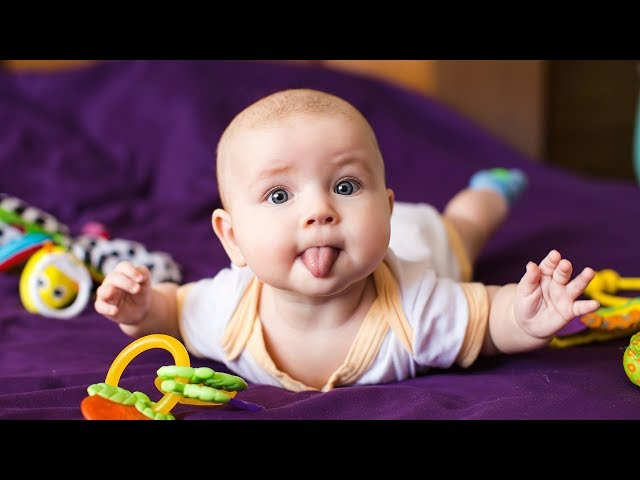 HILARIOUS ADORABLE BABIES - Funny Baby Videos (2018)