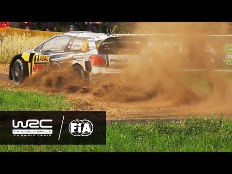 WRC - ADAC Rallye Deutschland 2016: (NO) CRASH Mikkelsen