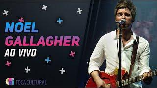 Noel Gallagher emociona com canções do Oasis, em abertura do show do U2 em SP.