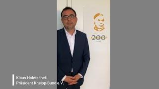 Video Ansprache zum Sebastian-Kneipp-Tag 2020 abspielen