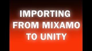 mixamo to blender to unity - मुफ्त ऑनलाइन