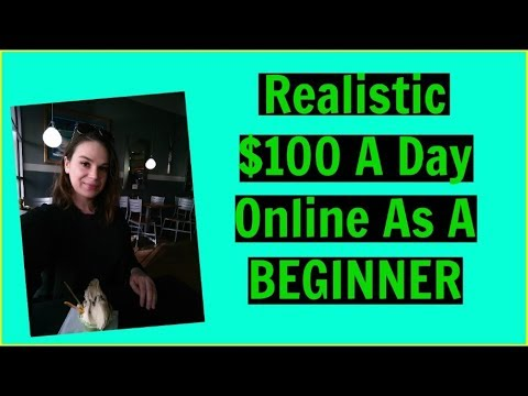 How To Make Money Online For Beginners – Email Processing System 2018 – Get To $100 A Day Online