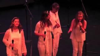 Georgian song Apareka (აპარეკა) exquisitely performed by American teenagers