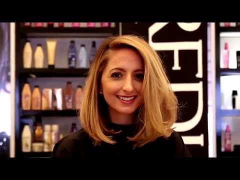 How to get: Glam Volume with Redken