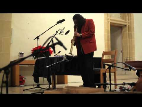 """The Chico Freeman Acoustic Trio - Hang Loose""..."