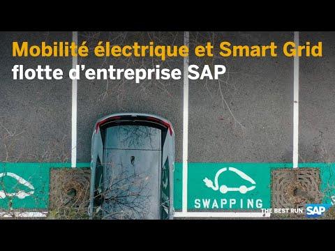 Mobilité électrique et Smart Grid – Retour d'expérience SAP