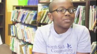 Why I Love...North Side Community School (A Student's Story)