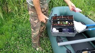 Комплект для спиннинговой рыбалки
