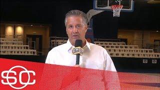 Kentucky coach John Calipari talks 2018-19 season, NCAA rule changes   SportsCenter   ESPN