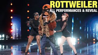The Masked Singer Rottweiler: All Clues, Performances & Reveal