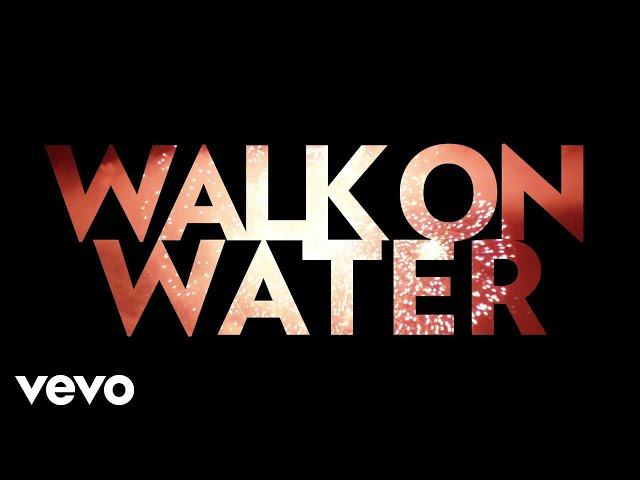 Thirty Seconds To Mars - Walk On Water (Lyric Video