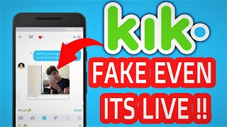 KIK IS NOT SAFE APP THIS IS WHY * MUST WATCH * specially a parents