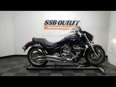 2006 Suzuki Boulevard M109 in Eden Prairie, Minnesota - Video 1