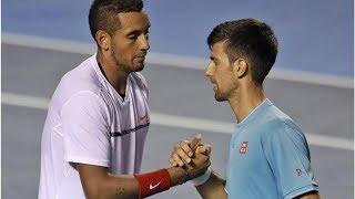 Sport 'Something wrong with him for sure' - Nick Kyrgios slams Novak Djokovic at Miami Open
