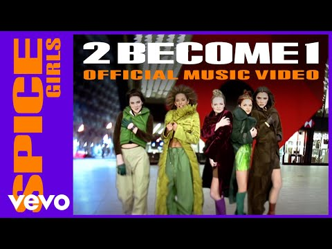 Spice Girls - 2 Become 1 video