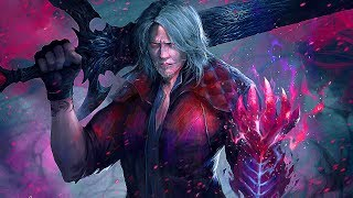 Devil May Cry 5 All Cutscenes Movie Complete Story (DMC 5)