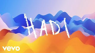 Hadi   LOUDER (Lyric Video)