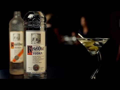 Ketel One Vodka Commercial