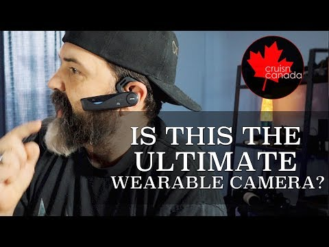 Xanes EP5 Wearable camera
