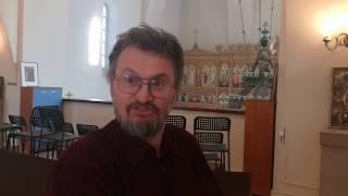 В Феодоровском соборе открылась выставка Андрея Блинова