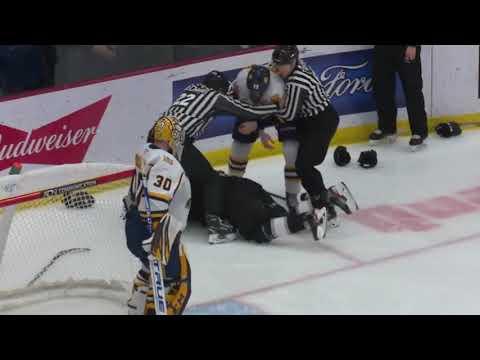 Felix-Olivier Chouinard vs. Jeremie Rainville