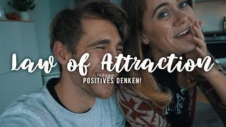 KANN MAN ALLES SCHAFFEN? - Law of Attraction #vlog Nr. 464 | MANDA