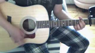 Who am I by Casting Crowns  Acoustic Cover