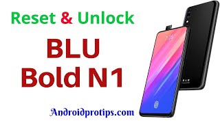 How to Reset & Unlock BLU Bold N1